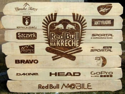 pirografia tablica redbulla